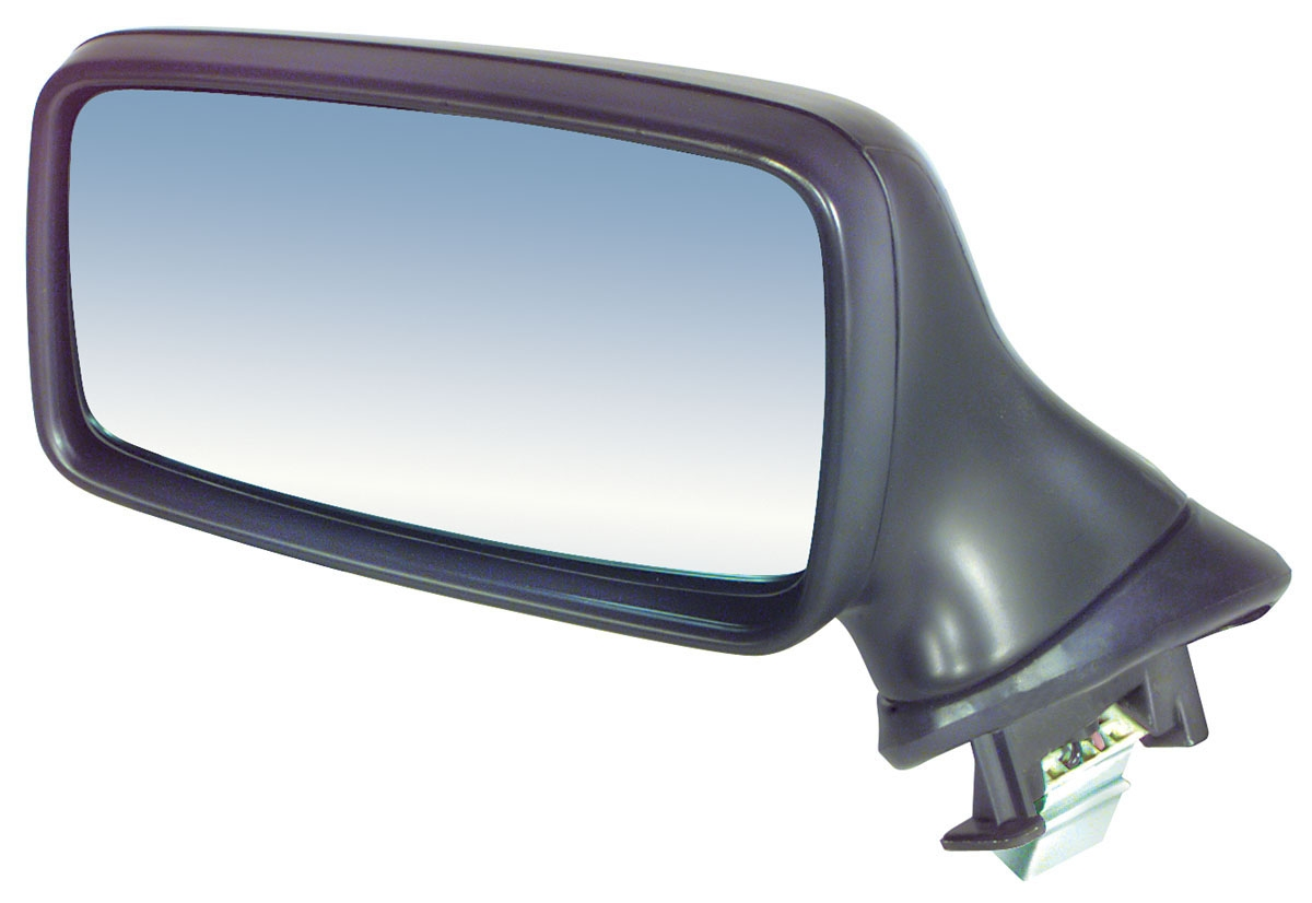 Audi 80 and 90 wing mirror wing mirror matt black cable operated convex glass planetlyrics Image collections